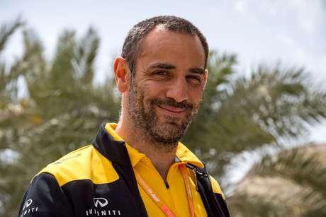 Abiteboul confiante de que a Renault vai resolver suas pendências