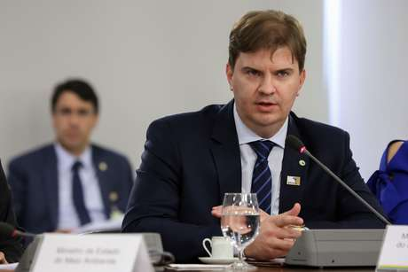 Ministro de Estado do Desenvolvimento Regional, Gustavo Henrique Rigodanzo Canuto