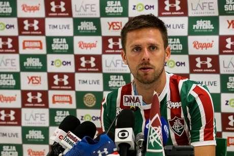 Ezequiel é liberado pelo Fluminense para acertar com o Bahia(Foto: Divulgação/Fluminense)
