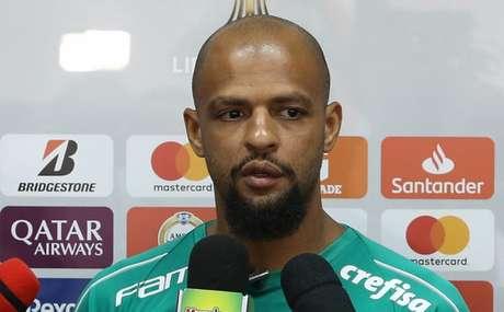 Volante destacou o aspecto decisivo da partida desta quinta-feira para o Palmeiras (Agência Palmeiras/Divulgação)