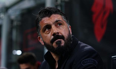 Ex-volante está no comando do Milan e lamentou a eliminação (Foto: Divulgação)