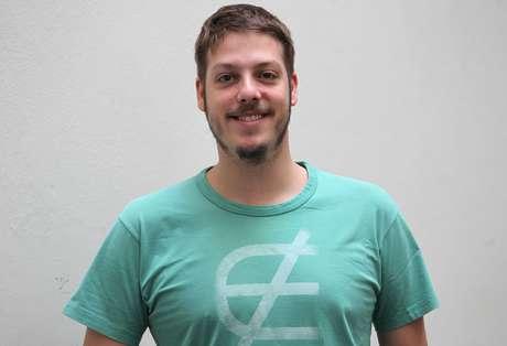 Retrato do humorista Fábio Porchat no bairro do Flamengo zona sul do Rio de Janeiro.