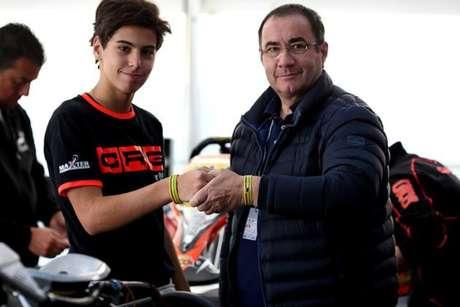 Gabriel Bortoleto abriu Europeu de Kart no sexto lugar