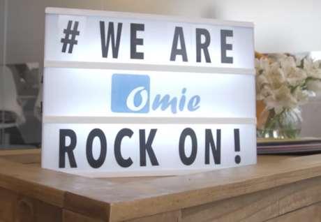 A startup brasileira Omiexperience, que oferece uma plataforma de gestão para pequenas e médias empresas
