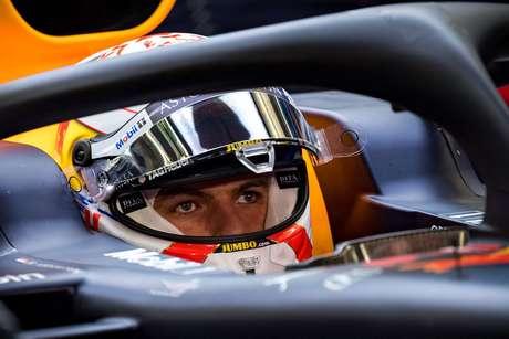 Verstappen espera por mais loucura em Baku