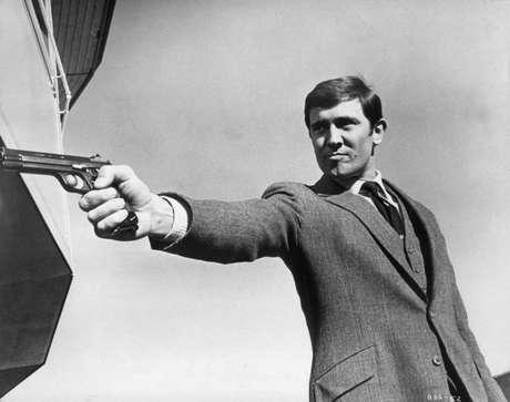 George Lazenby interpretou o agente secreto em A Serviço Secreto de Sua Majestade