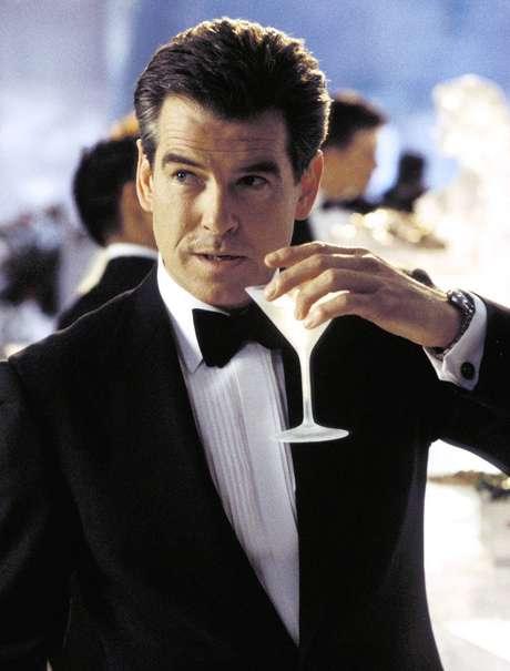 Pierce Brosnan como 007 emUm Novo Dia Para Morrer