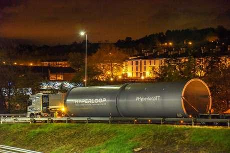Centro de pesquisa da Hiperloop fica em Toulouse, na França.