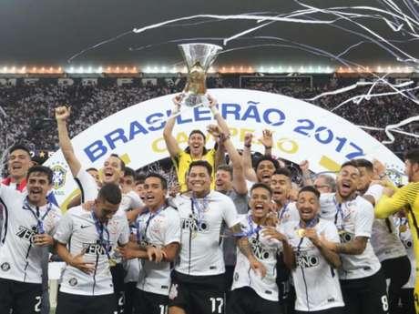 Corinthians é heptacampeão brasileiro (foto: Daniel Augusto Jr/Ag. Corinthians)