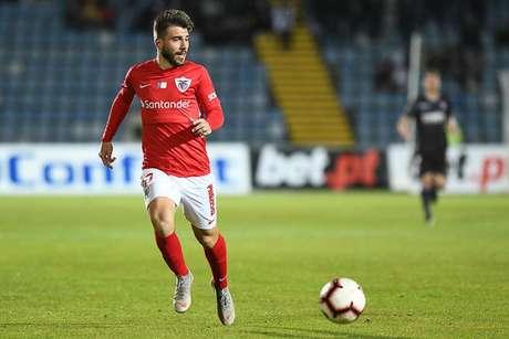 Bruno Lamas é um dos jogadores com mais minutos no Campeonato Português (Diuvulgação)