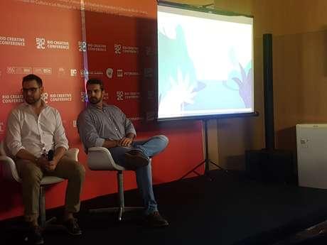 Anúncio formal do I Festival de Audiovisual foi feito na Rio2C, conferência sobre criatividade e inovações no segmento do audiovisual, que vem sendo realizada na Cidade das Artes, no Rio