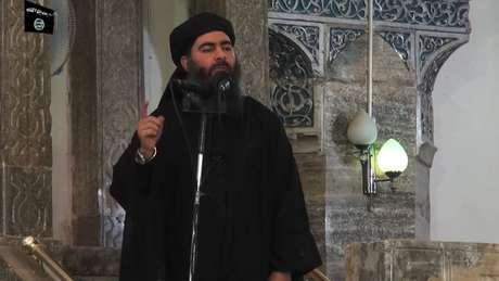 Baghdadi mantém o silêncio nos últimos anos, com exceção de notícias não confirmadas sobre sua morte e gravações de áudio