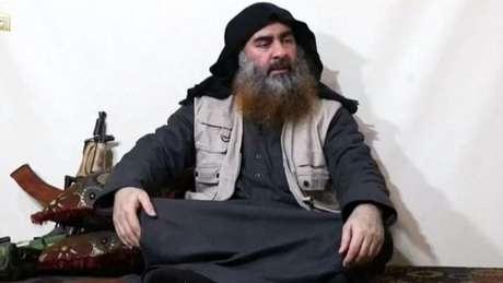 Em mensagem, líder do grupo extremista comentou derrota em Baghouz, último reduto na Síria