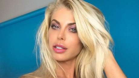 Modelo Caroline Bittencourt, 37, desapareceu no final da tarde deste domingo,28,após um passeio de barco em Ilhabela