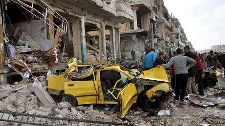Baghdadi explorou a situação caótica da Síria nos últimos anos para expandir o território do Estado Islâmico no país