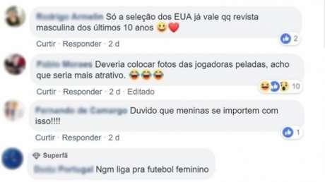 Comentários preconceituosos sobre o álbum da Copa do Mundo feminina