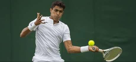 Thiago Monteiro, tenista brasileiro