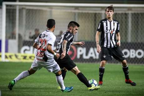 Vasco recebe o Atlético-MG nesta quarta em São Januário (Foto: Bruno Cantini / Atlético)