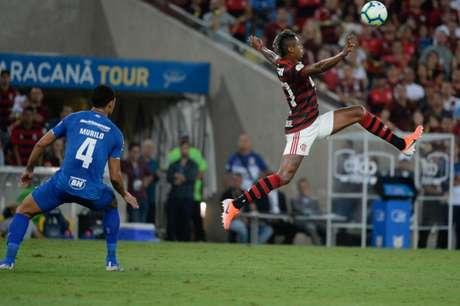 O time estrelado perdeu para o Flamengo na estreia do Brasileiro por 3 a 1, no Maracanã, e busca a reabilitação cntra os cearenses, que golearam o CSA por 4 a 0 na primeira rodada- Alexandre Vidal / Flamengo