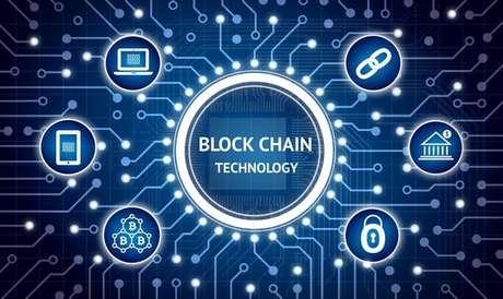 Blockchain serviu de base para as moedas digitais, como o bitcoin
