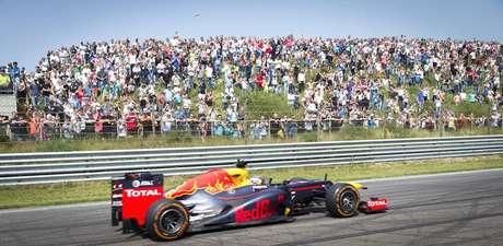 GP da Holanda pode substituir o GP da Espanha em 2020