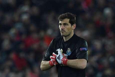 Casillas é um dos maiores goleiros da história do Real Madrid (Foto: Paul Ellis / AFP)