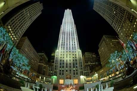 Airbnb anunciou que transformará 200 quartos espalhados por 10 dos 75 andares do Rockfeller Plaza, em Nova York