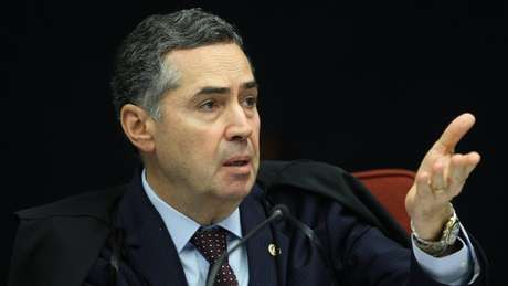 Ministro Luís Barroso, do STF