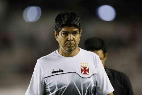 Marcos Valadares comandou o Vasco pela terceira vez (Foto: Rafael Ribeiro/Vasco)