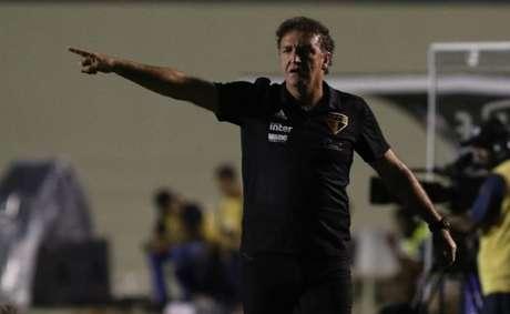 Cuca foi decisivo na segunda vitória do São Paulo no Brasileirão - FOTO: Rubens Chiri/saopaulofc.net