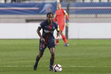 Formiga durante Paris Saint-Germain x Chelsea