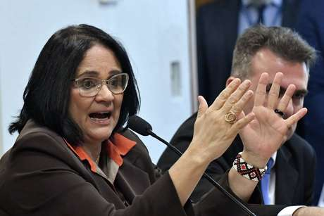 Ministra da Mulher de Mulher, Família e Direitos Humanos, Damares Alves