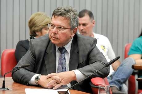 O deputado Carlão Pignatari (PSDB), líder do governo na Alesp