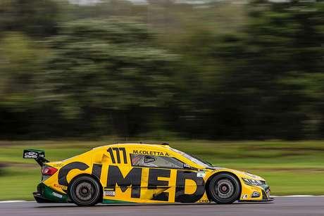 Cimed Racing busca a 3ª vitória no Velo Città