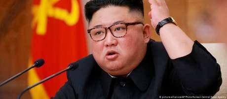 """Coreia do Norte promete """"resultado indesejado"""" se sanções econômicas não forem aliviadas"""