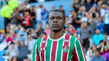 Com contrato até dezembro de 2020, Frazan seria emprestado até o fim deste ano (Foto: Lucas Merçon/Fluminense)