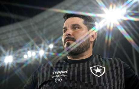 Eduardo Barroca vai para o terceiro jogo sob o comando do Botafogo neste domingo (Foto: Vítor Silva/Botafogo)