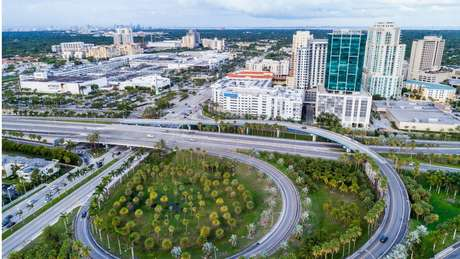 Miami é uma das cidades dos Estados Unidos que mais se transformou nos últimos 50 anos