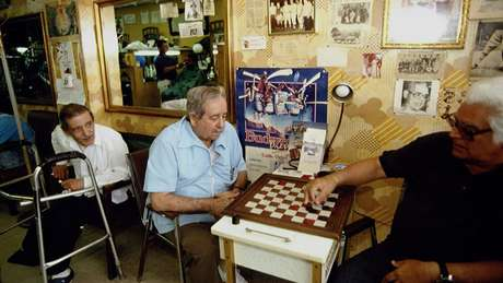La Pequeña Habana, em Miami, é um dos bairros mais cubanos da capital da Flórida