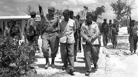 A invasão da Baía dos Porcos foi organizada pela CIA, a agência de inteligência americana