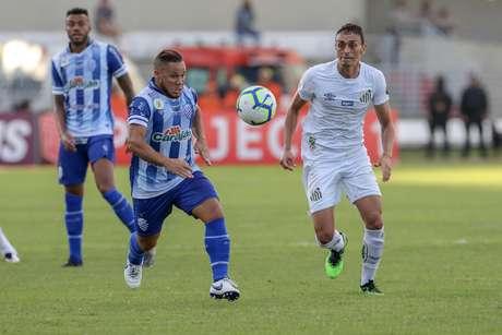 CSA e Santos empatam em 0 a 0 pela 3ª rodada do Campeonato Brasileiro
