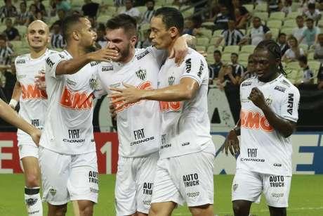 Atlético-MG segue com campanha perfeita após 3 jogos