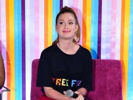 Marina Ruy Barbosa discursou sobre empoderamento feminino