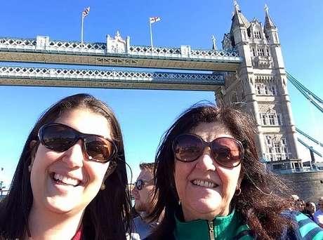 Viagem mãe e filha... para sempre no coração