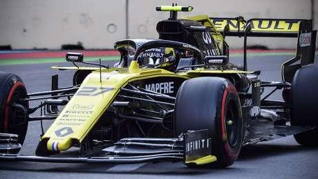 """Renault fala em """"oportunidade de recomeço"""" no GP da Espanha"""