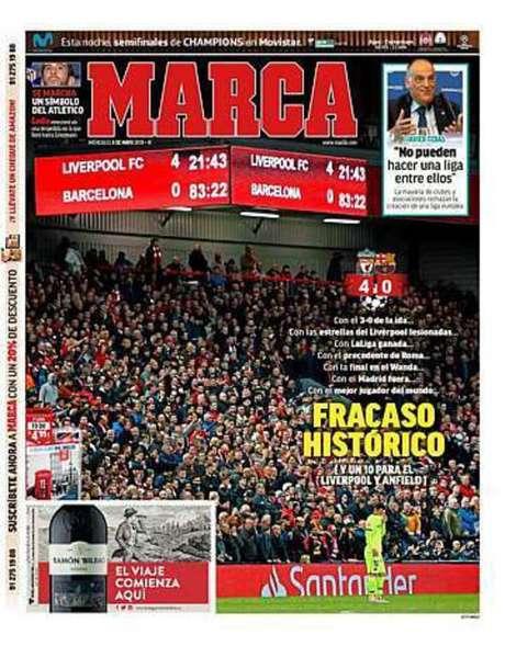 Marca, da Espanha