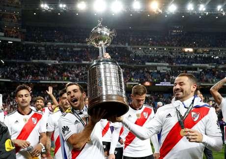 River Plate é o atual campeão da Libertadores