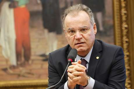 Relator da reforma da Previdência na comissão especial da Câmara, Samuel Moreira (PSDB-SP)