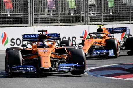 Brown considera que McLaren está no caminho certo