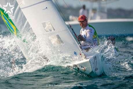 Lars Grael fará na Itália sua última competição internacional como velejador (Foto: Marc Rouiller / SSL)